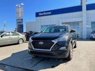 Used 2019 Hyundai Tucson ESSENTIALAWD/SAFTEYPACK/BACKUPCAMERA/HEATED SEATS/BLUETOOTH/AC for sale in Edmonton, AB