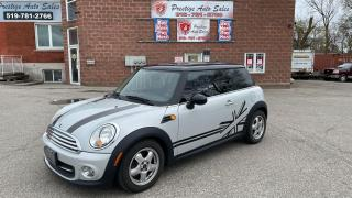 Used 2011 MINI Cooper Hardtop 1.6L/AUTOMATIC/NO ACCIDENTS/SAFETY INCL for sale in Cambridge, ON