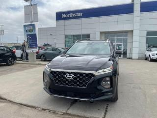 Used 2019 Hyundai Santa Fe LUXURY AWD/PANOROOF/LEATHER/HEATEDSEATS/BACKUPCAM/LANEKEEPASSIST for sale in Edmonton, AB