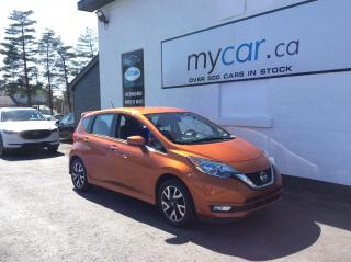 Used 2017 Nissan Versa Note 1.6 SR BEAUTY SR, COLOUR MATCHED HEATED SEATS!! for sale in Richmond, ON