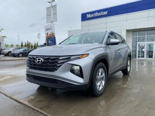 New 2022 Hyundai Tucson ESSENTIAL FWD: BACK UP CAMERA/HEATED SEATS/BLUETOOTH/AC for sale in Edmonton, AB