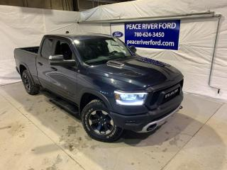 Used 2019 RAM 1500 Rebel for sale in Peace River, AB