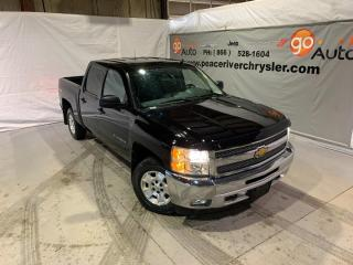 Used 2013 Chevrolet Silverado 1500 LT for sale in Peace River, AB