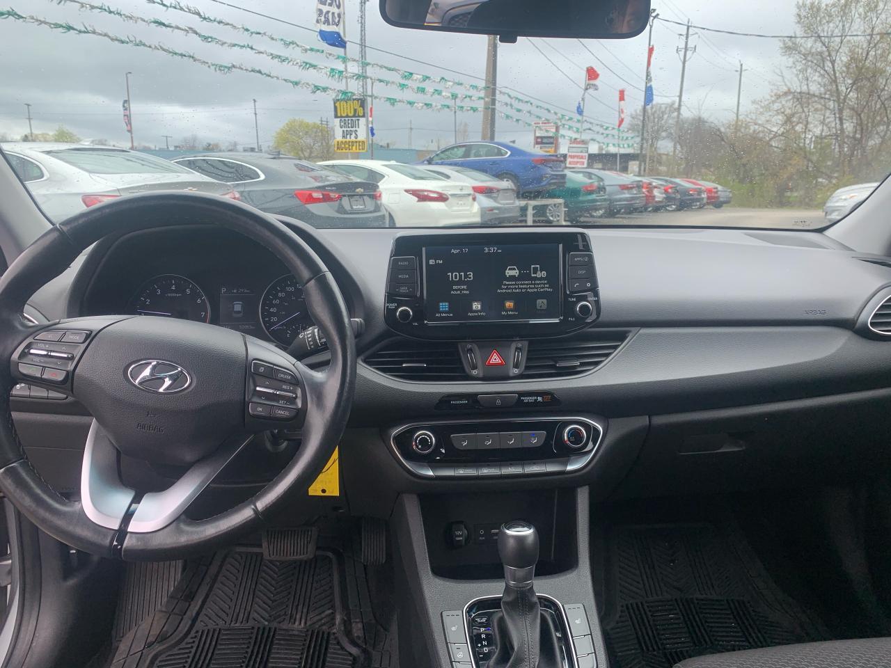 2019 Hyundai Elantra GT