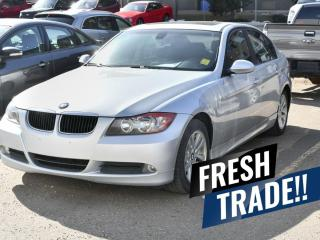Used 2008 BMW 3 Series 323i for sale in Red Deer, AB