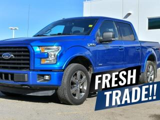 Used 2016 Ford F-150 XLT for sale in Red Deer, AB