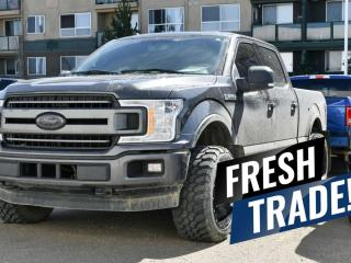 Used 2018 Ford F-150 XLT for sale in Red Deer, AB