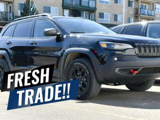 Used 2019 Jeep Cherokee Trailhawk Elite for sale in Red Deer, AB