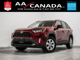 Used 2020 Toyota RAV4 LE for sale in North York, ON