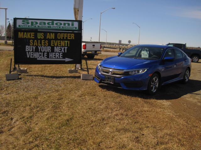2018 Honda Civic Make us an offer
