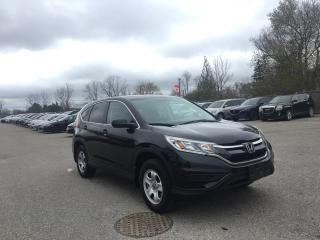 Used 2016 Honda CR-V LX for sale in London, ON