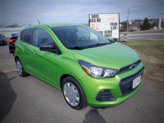 Used 2016 Chevrolet Spark LS for sale in Saint John, NB