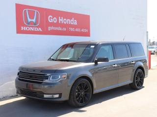 Used 2019 Ford Flex LIMITED AWD LEATHER for sale in Edmonton, AB