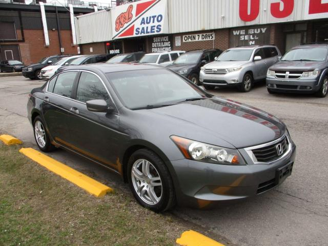 2008 Honda Accord EX ~ LOW KM ~ ACCIDENT FREE ~ SAFETY INCLUDED