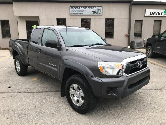 2013 Toyota Tacoma 4WD ACCESS CAB 2.7L 4 CYL. AUTO,CERTIFIED!!