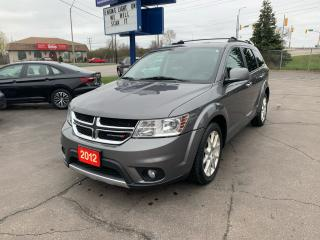 Used 2012 Dodge Journey R/T for sale in Brantford, ON
