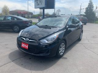 Used 2014 Hyundai Accent GL for sale in Brantford, ON
