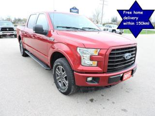 Used 2017 Ford F-150 XLT/FX4 5.0L V8 1 owner Navigation Only 51000 km for sale in Gorrie, ON