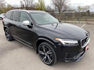 Used 2017 Volvo XC90 T6 R-Design ** CARBON PKG, 360 CAM, PARK AID  ** for sale in St Catharines, ON