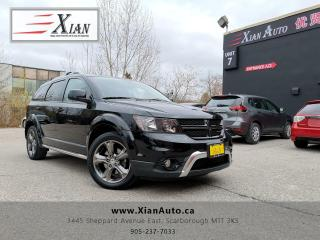 Used 2015 Dodge Journey Crossroad for sale in Richmond Hill, ON