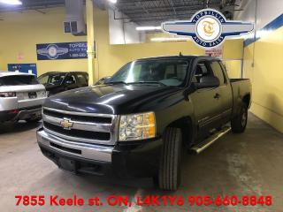 Used 2010 Chevrolet Silverado 1500 4X4 2 Years powertrain Warranty for sale in Vaughan, ON