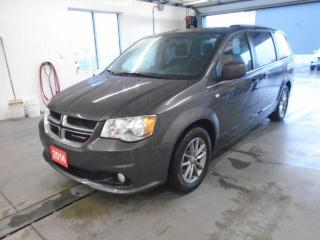 Used 2014 Dodge Grand Caravan 30th Anniversary for sale in Owen Sound, ON