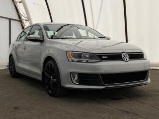 Used 2012 Volkswagen Jetta GLI SUNROOF, LEATHER HEATED SEATING, PUSH START IGNITION for sale in Ottawa, ON