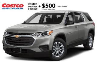 New 2021 Chevrolet Traverse LS for sale in Burnaby, BC