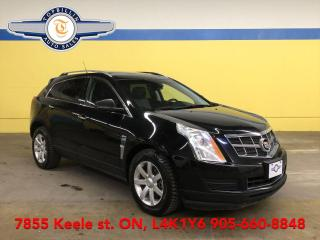 Used 2012 Cadillac SRX Luxury AWD, Pano, Leather, 2 Years Warranty for sale in Vaughan, ON