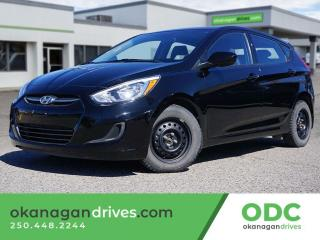 Used 2016 Hyundai Accent GL | LOW KM'S for sale in Kelowna, BC