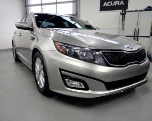 Used 2015 Kia Optima EX MODEL,DEALER MAINTAIN,0 CLAIM,REMOTE STARTER for sale in North York, ON