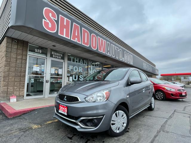 2019 Mitsubishi Mirage ES PLUS - 6 TO CHOOSE FROM/ B-TOOTH/BACKUP CAM