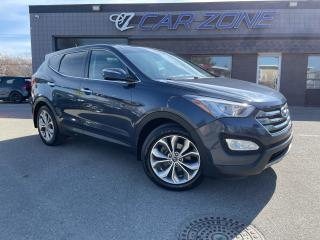 Used 2013 Hyundai Santa Fe LIMITED   ONE OWNER for sale in Calgary, AB