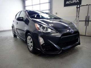 Used 2017 Toyota Prius c NO ACCIDENT.ONE OWNER,AMAZING ON FUEL for sale in North York, ON