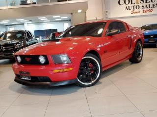 Used 2007 Ford Mustang GT V8 5 SPD MANUAL-20 INCH RIMS-HURST SHIFT-ROUSH for sale in Toronto, ON