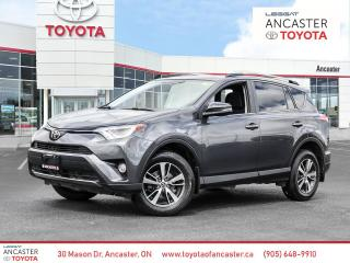 Used 2018 Toyota RAV4 XLE AWD   BACK UP CAM   HEATED SEATS for sale in Ancaster, ON