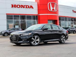 Used 2018 Honda Accord Touring for sale in Milton, ON