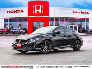 Used 2020 Honda Civic Sport for sale in Milton, ON
