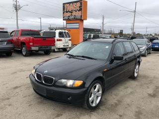 Used 2005 BMW 3 Series 325xi*M-PACKAGE*MANUAL*ONLY 167KMS*TOURING*WAGON for sale in London, ON