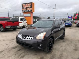 Used 2011 Nissan Rogue SV AWD*4 CYLINDER*CAM*ONLY 173KMS*CERTIFIED for sale in London, ON