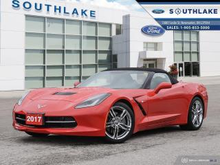 Used 2017 Chevrolet Corvette Stingray for sale in Newmarket, ON