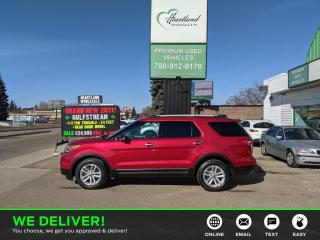 Used 2011 Ford Explorer XLT PANORAMIC SUNROOF  BACK UP CAMERA | REMOTE START | HEATED SEATS-USED EDMONTON ORD DEALER for sale in Edmonton, AB