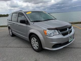 Used 2013 Dodge Grand Caravan SE/SXT Low K's Bluetooth Stow N Go Cruise Control for sale in Belle River, ON