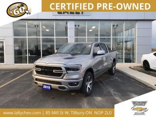 Used 2019 RAM 1500 Sport 4x4 | Navigation | Heated steering wheel for sale in Tilbury, ON