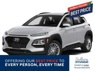 Used 2018 Hyundai KONA 2.0L Preferred for sale in Sudbury, ON