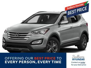 Used 2014 Hyundai Santa Fe Sport 2.0T Limited for sale in Sudbury, ON