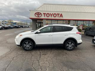 Used 2017 Toyota RAV4 LE for sale in Cambridge, ON