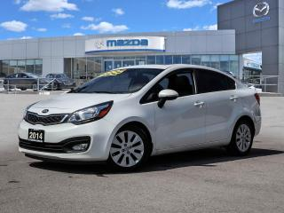 Used 2014 Kia Rio LX- AUTOMATIC, MOONROOF, BLUETOOTH, HEATED SEATS for sale in Hamilton, ON