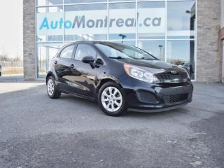Used 2015 Kia Rio Kia Rio LX+ Eco Automatic for sale in Vaudreuil-Dorion, QC
