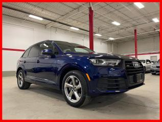 Used 2018 Audi Q7 S-LINE SPORT BLACK OPTICS BOSE 3D SOUND for sale in Vaughan, ON